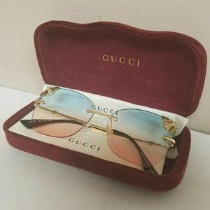 Authentic Gucci Sunglasses